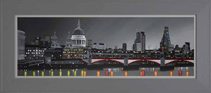 River Panorama - 2014 - Neil Dawson - Antidote Art
