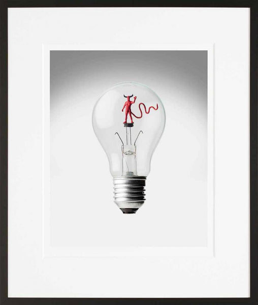Bad Idea? - Giclee On Paper - 2014 - Nic Joly - Antidote Art