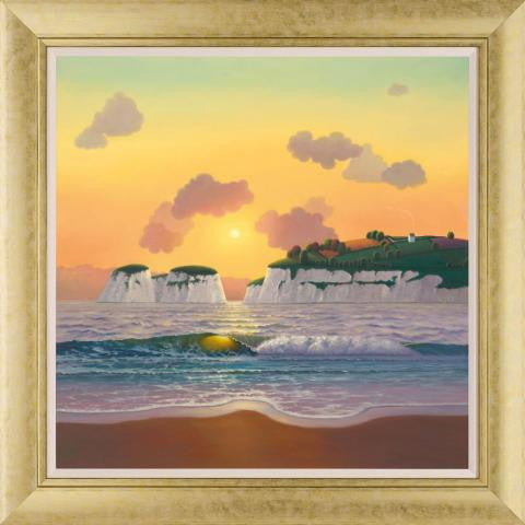 Coastal View - 2013 - Paul Corfield - Low Availability - Antidote Art