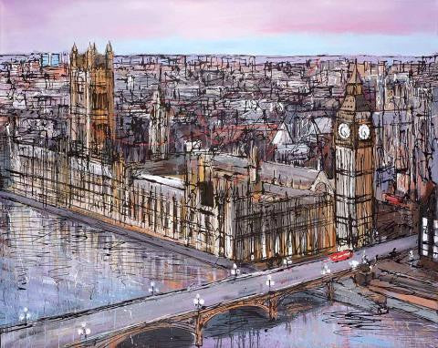 Late Afternoon, Westminster - 2013 - Paul Kenton - Antidote Art