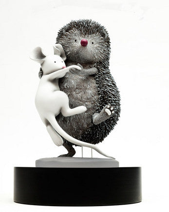 Country Dancing (Sculpture)- Sold Out - 2014 - Doug Hyde - Antidote Art