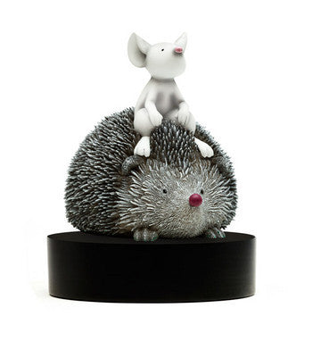 Ramblers (Sculpture) - Sold Out - 2014 - Doug Hyde - Antidote Art