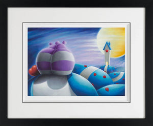 Forever Together - Giclee on Paper - 2012 - Peter Smith - Antidote Art