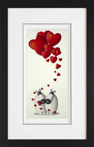 It's Love - Giclee On Paper - 2014 - Peter Smith - Antidote Art