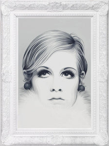 Twiggy II - 2012 - Simon Claridge - Antidote Art