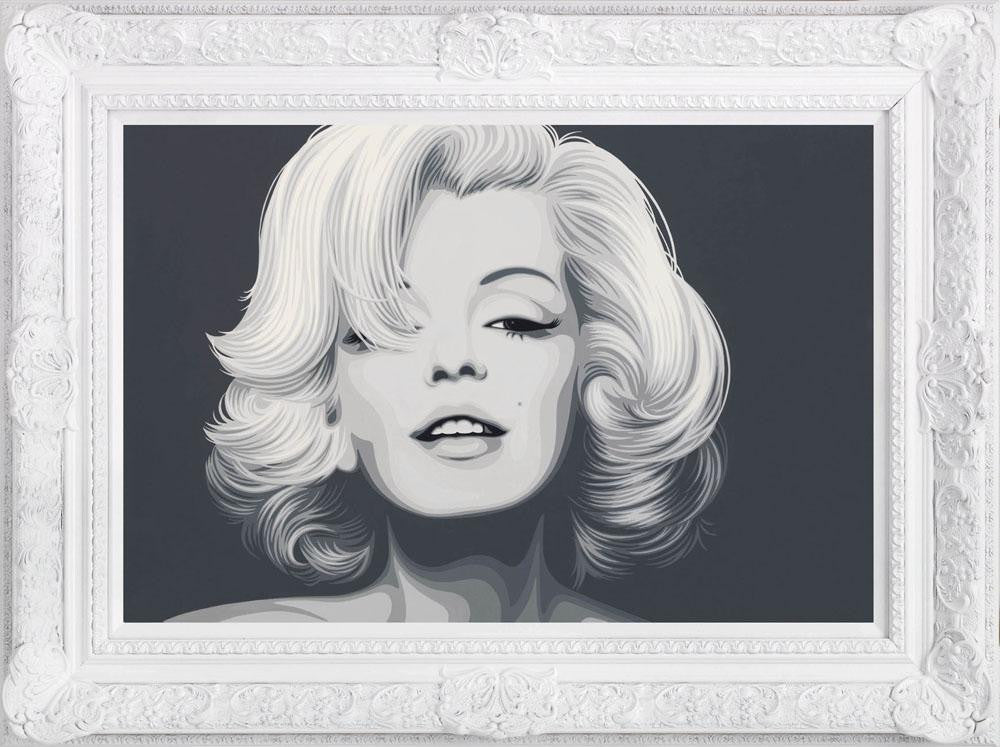 Norma Jeane - 2012 - Simon Claridge - Antidote Art