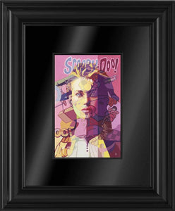 Commotion - Framed Boxed Canvas - 2014 - Stuart McAlpine Miller - Antidote Art