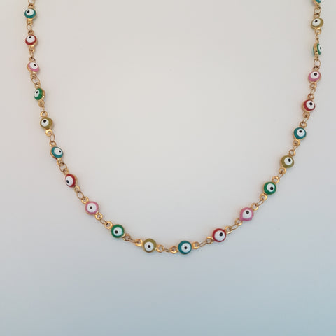 NAZAR NECKLACE