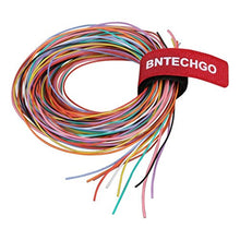 Load image into Gallery viewer, BNTECHGO 30 Gauge Silicone Wire Kit 10 Color Each 10 ft Flexible 30 AWG Stranded Tinned Copper Wire