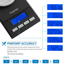 Load image into Gallery viewer, Insten Digital Jewelry Scale, Mini Pocket Size, 0.005g – 50g