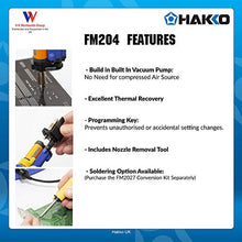 Load image into Gallery viewer, Hakko FM204-10 Station and Desoldering Tool