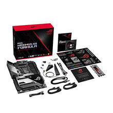 Load image into Gallery viewer, ASUS ROG Maximus XII Formula Intel Z490 LGA 1200 ATX Gaming Motherboard (16 Power Stages, DDR4 4700, EK CrossChill III, Wi-Fi 6, 10 Gbps LAN, Intel 2.5 GB LAN, Triple M.2, OptiMem III, Aura Sync)