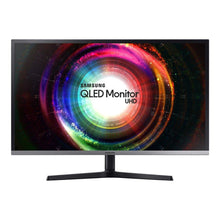 Load image into Gallery viewer, Samsung LU32H850UMUXEN 32-Inch 4K Ultra HD 3840 x 2160 Quantum Dot LED Monitor