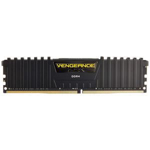 Corsair 163301 Vengeance LPX 32 GB (2 x 16 GB) DDR4 3200 MHz C16 XMP 2.0 High Performance Desktop Memory Kit, Black