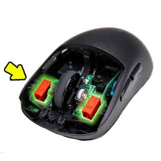 Any Mouse - Repair a broken switch or Upgrade one you have with new switches, Paracord etc