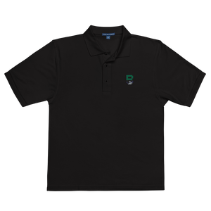Beardedbob Branded Polo Shirt