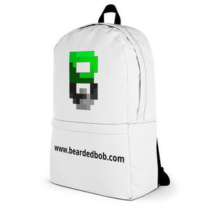 Beardedbob Branded Backpack