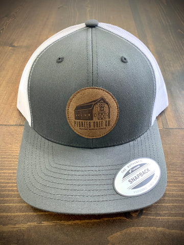 Charcoal Barn Trucker Hat