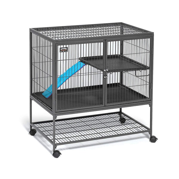 Midwest Deluxe Ferret Nation Double Unit Ferret Cage