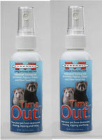 Marshall 4 oz Ferret Puppy Kitten Time Out Spray - 2