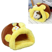 Hammock Nest Ferret Rabbit Guinea Pig Rat Hamster Mice Bed Toy Warm House Winter