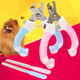 Pet Nail Claw Grooming Scissors Clippers For Ferret -Grooming tools