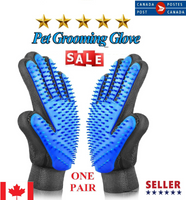 Pet Dog Cat Grooming Cleaning Magic Glove Hair For Dirt Remover Brush Deshedding -Grooming tools