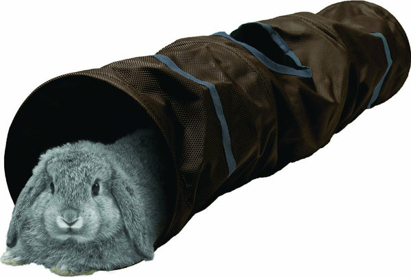 Super Pet CRINKLE TUNNEL Play Crackling Tube Toy for Ferret Pet Rat Chinchilla