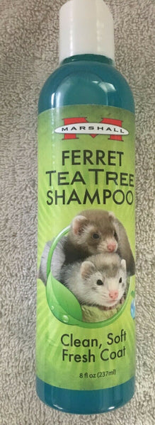 Marshall Pet Products Tea Tree Ferret Shampoo 8 fl oz