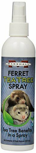 Marshall 8-Ounce Ferret Tea Tree Spray