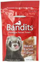 MARSHALL - Bandits Premium Meaty Bacon Flavor Ferret Treats - 3 oz. (85 g)