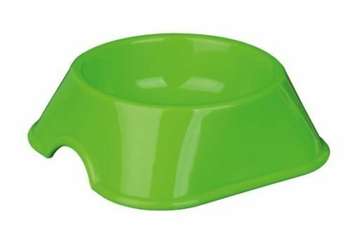 Plastic Bowl for Rabbits Hamsters Guinea Pigs Ferrets & Small Animals by Trixie - Bowl