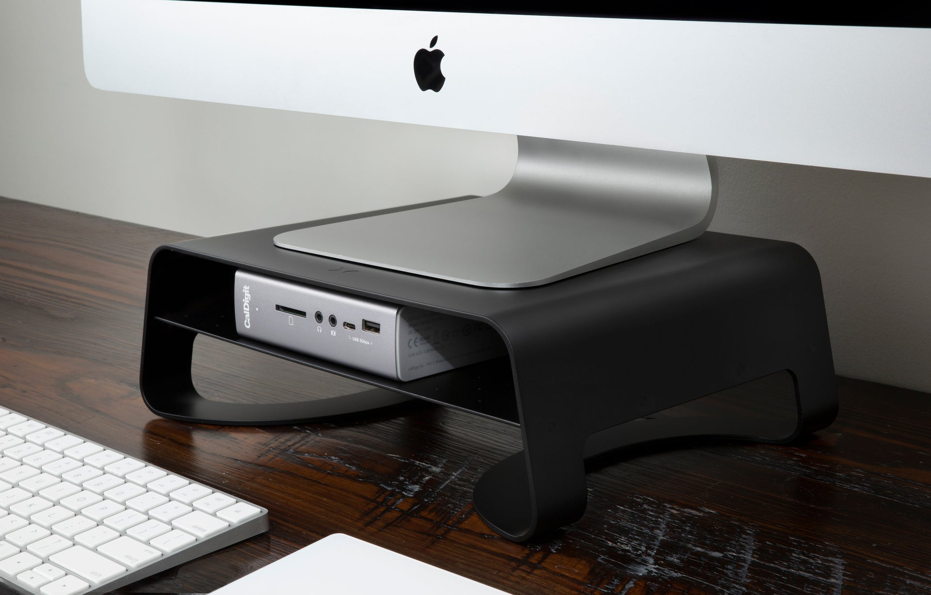 Curve Riser for iMac & Displays
