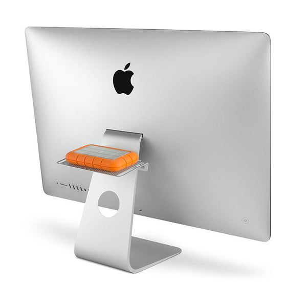 BackPack for iMac, Hidden storage shelf for hard drives and accessories - Twelve South