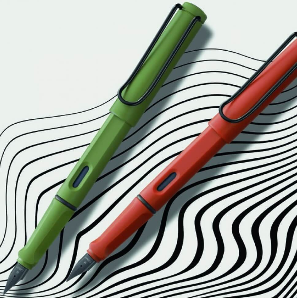 Lamy Safari Special Edition 2021 Savannah, Lamy Safari Fountain Pen, Lamy Safari Special edition Rollerball pen, https://www.colemans-online.co.uk/products/lamy-safari-fountain-pen-savannah-special-edition?_pos=5&_sid=0f948ce28&_ss=r