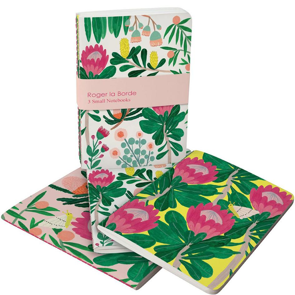 Roger_La_Border_Stationery_King_Protea_Notebooks@Colemans-Online