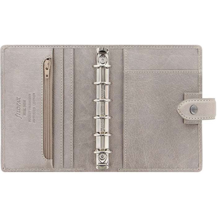 Filofax Malden Stone Pocket