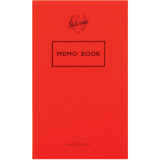 Memo Book 159x95mm 36 Leaf