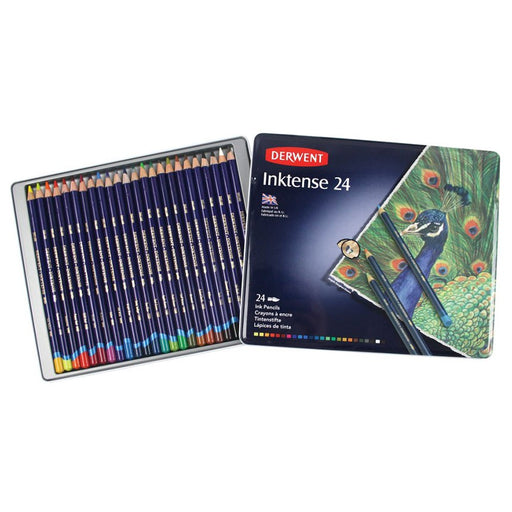 Derwent Inktense Tin of 24