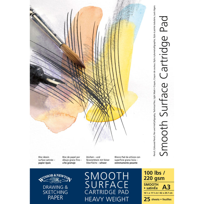 Smooth Surface Cartridge Pad 220gm