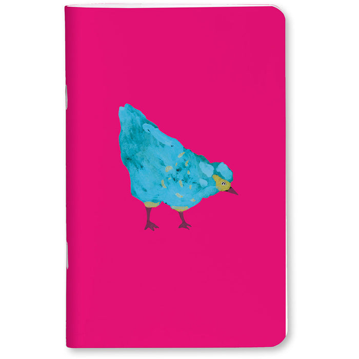 Les Coquettes Pocket Notebook