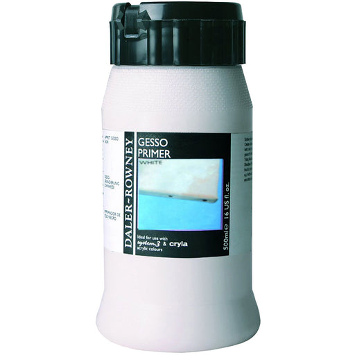 White Gesso Primer 500ml