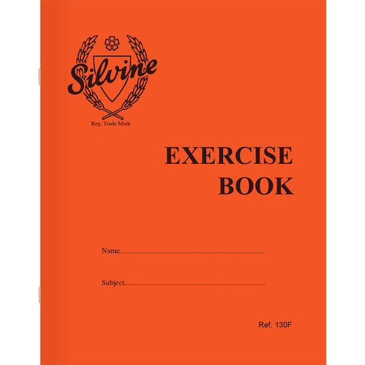 Red Cover Exercise Book