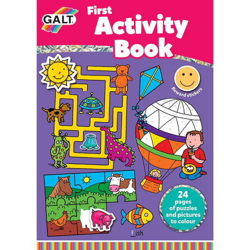 Galt First Activity Book