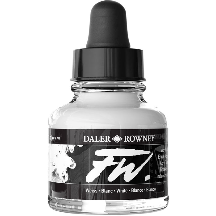 FW Ink 29.5ml White