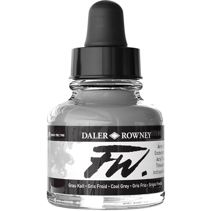 FW Ink 29.5ml Cool Grey