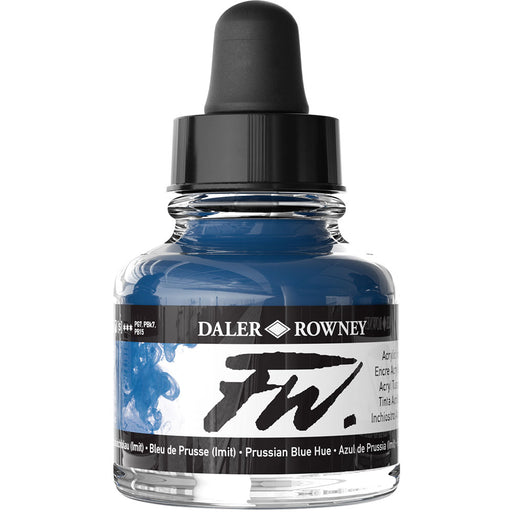 FW Ink 29.5ml Prussian Blue (Hue)