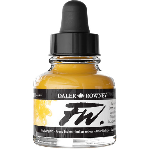 FW Ink 29.5ml Indian Yellow