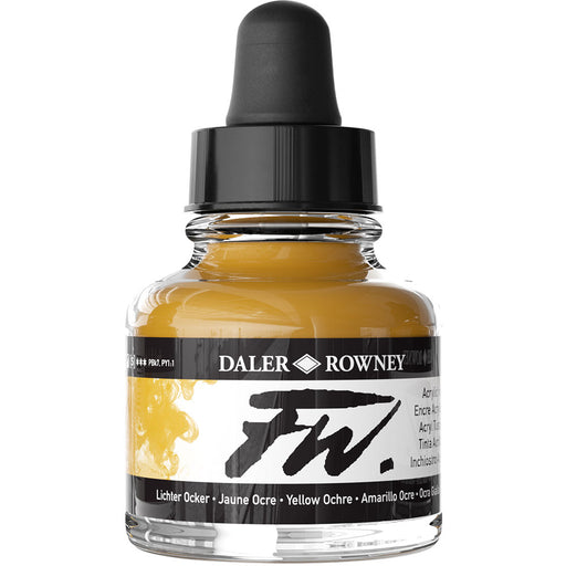 FW Ink 29.5ml Yellow Ochre