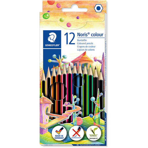 Noris Coloured Pencils Box 12